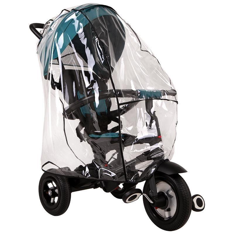Husa de ploaie tricicleta Qplay