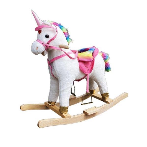 Jucarie balansoar unicorn imagine