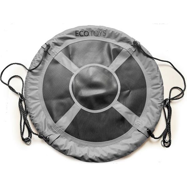 Leagan pentru copii Ecotoys SW100 cuib de barza gri