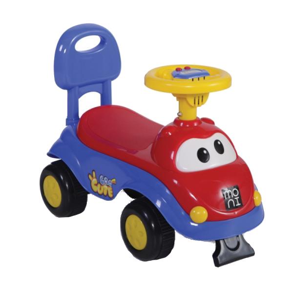 Masinuta de impins Moni Dream Car Blue imagine