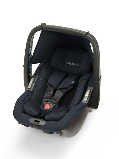 Scaun auto cu isofix rotativ 360 Salia Elite Select Night Black