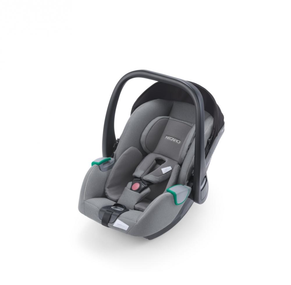 RECARO Scaun auto i-Size Recaro Avan Prime Silent Grey