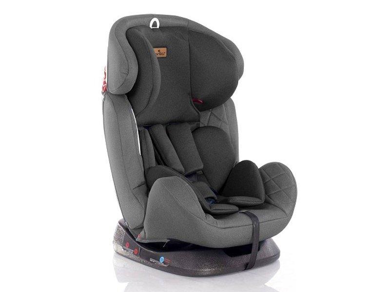 Scaun auto Galaxy 0-36 kg Grey imagine