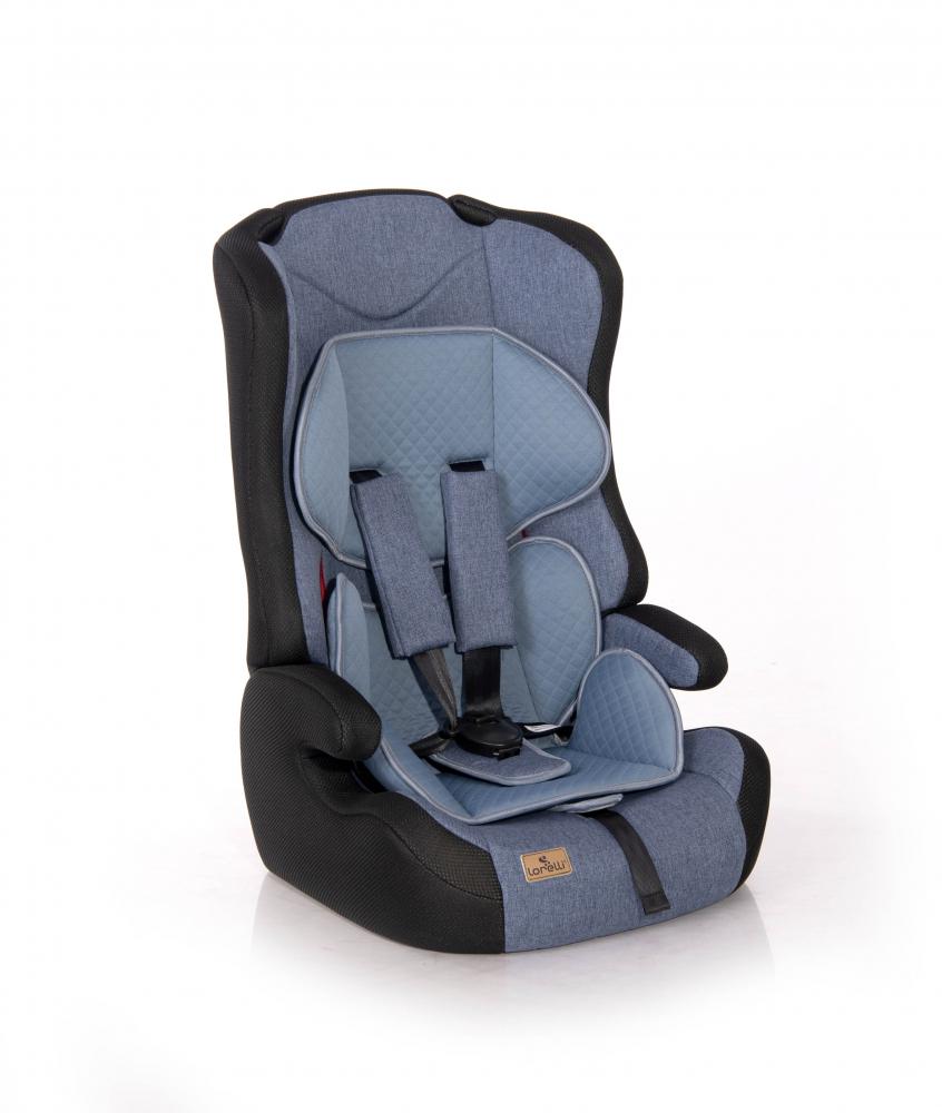Scaun auto Sunrise 9-36 kg Blue Jeans Rhombus imagine