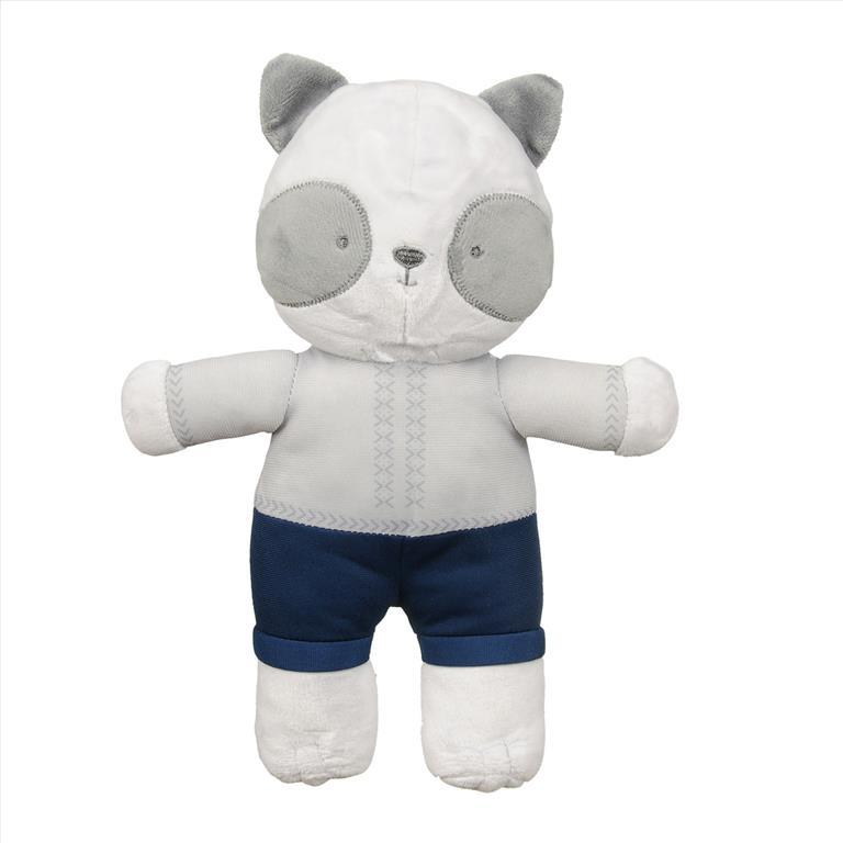 Set paturica si jucarie de plus Carol Baby Blanket Tomcat 03