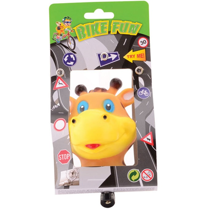 Sonerie girafa pentru bicicleta Bike Fun imagine