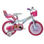 Bicicleta Dino Bikes pentru fetite Barbie 14 inch