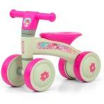 Bicicleta fara pedale Ride-On Coco Pink