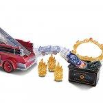 Cars Pompierul Red culori schimbatoare