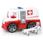 Camion ambulanta Lena Truxx cu figurina si accesorii
