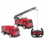 Camion pompieri cu telecomanda Globo Spidko scara 1:24 functii full
