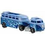 Camion Hot Wheels Volkswagen Hauler albastru