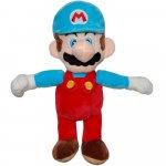 Jucarie din plus Mario cu sapca bleu 30 cm