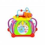 Centru de activitati bebelusi Little Joy Box Lean Toys