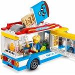 Lego City masina cu inghetata