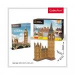 Puzzle 3D Big Ben si brosura 117 piese