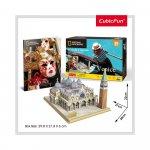 Puzzle 3D Piata San Marco si brosura 107 piese
