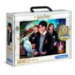 Puzzle Harry Potter servieta Clementoni 1000 piese
