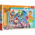 Puzzle Trefl Echipa Top Wing 100 piese