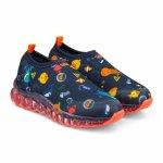 Pantofi sport led Bibi Roller Celebration Galaxy 32 EU