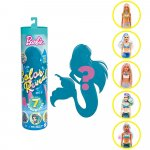 Papusa Barbie by Mattel Color Reveal Wave Sirena surpriza