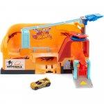 Pista de masini Hot Wheels by Mattel City Super Stunt Skate Park