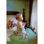 Puzzle 500 piese Childlike Pray Kathy Lawrence