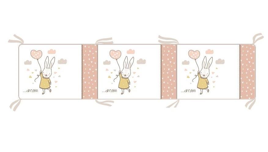 Aparatoare laterala 180 cm Rabbits in Love