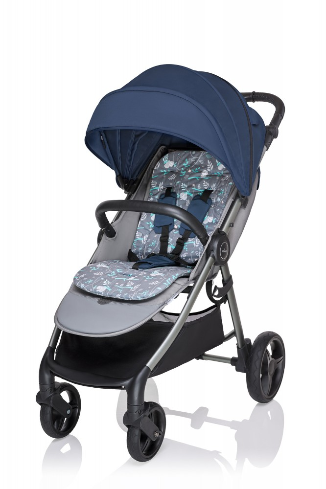 BABY DESIGN Carucior sport Baby Design Wave 03 Navy 2020