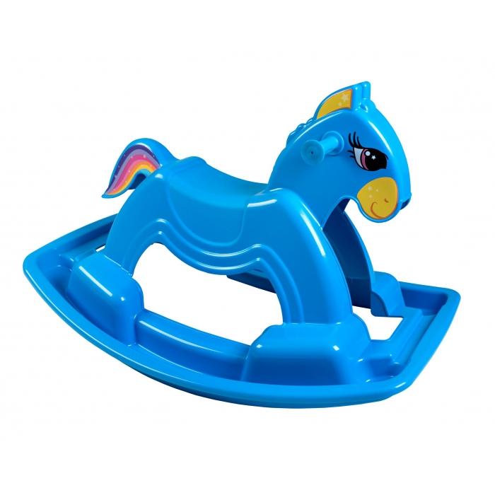 Calut balansoar Marmat albastru