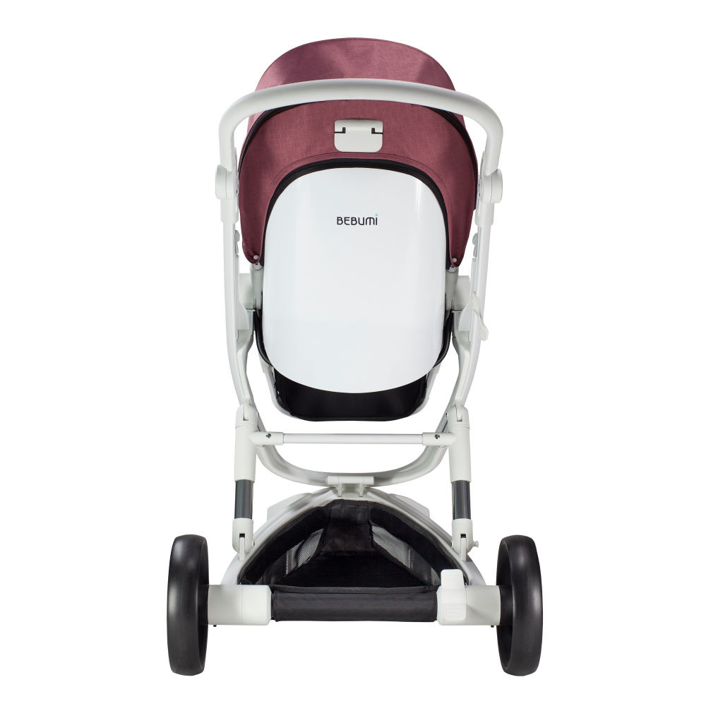 Carucior 2 in 1 Bebumi Space Eco Pink
