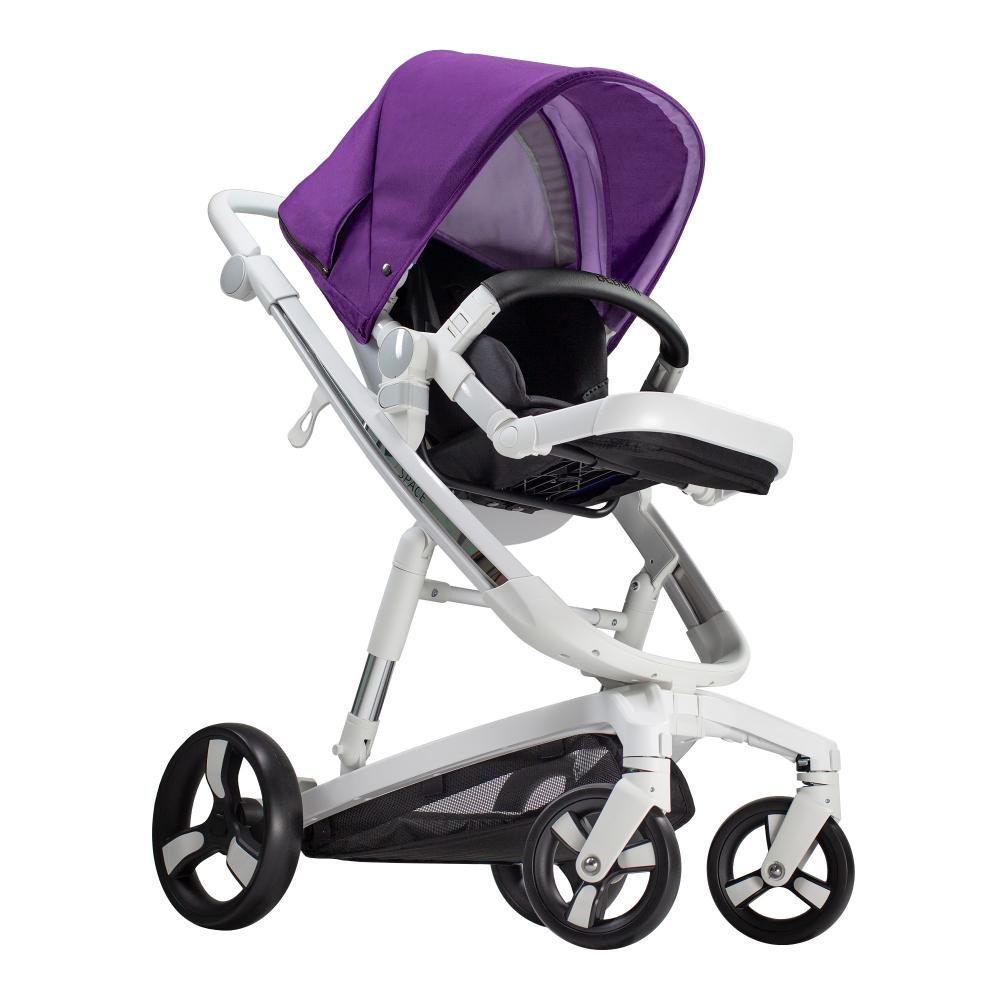 Carucior 2 in 1 Bebumi Space Eco Purple