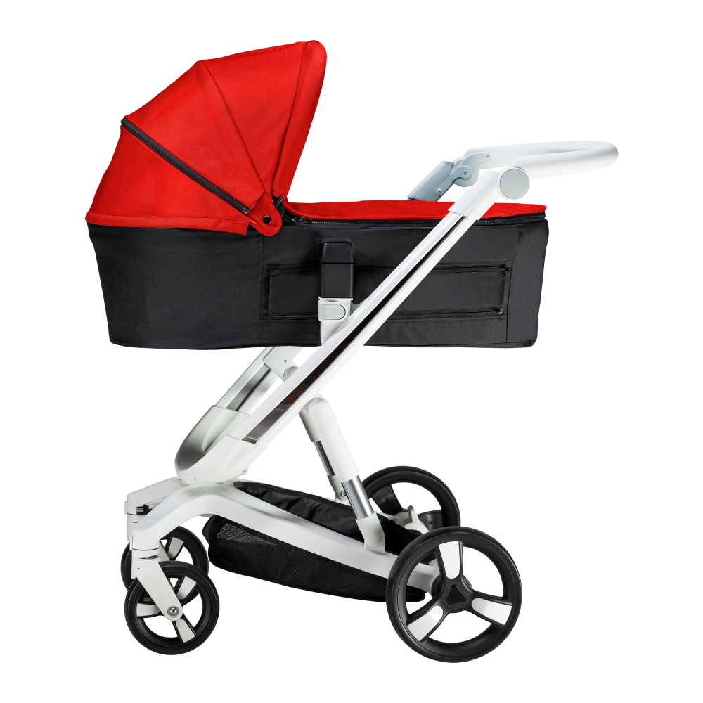 Carucior 2 in 1 Bebumi Space Eco Red - 11