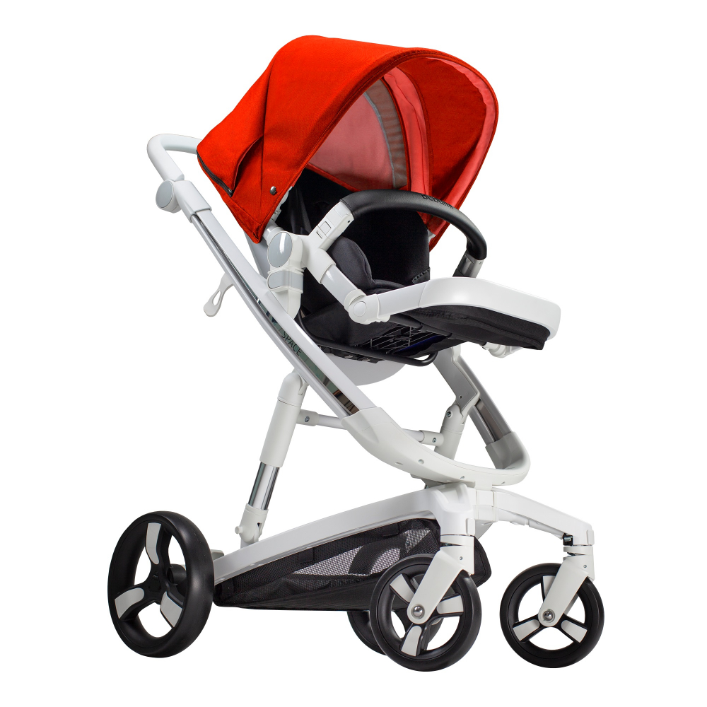 Carucior 2 in 1 Bebumi Space Eco Red
