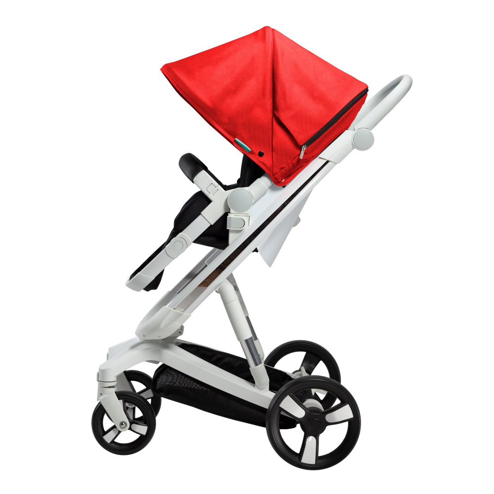 Carucior 2 in 1 Bebumi Space Eco Red - 1