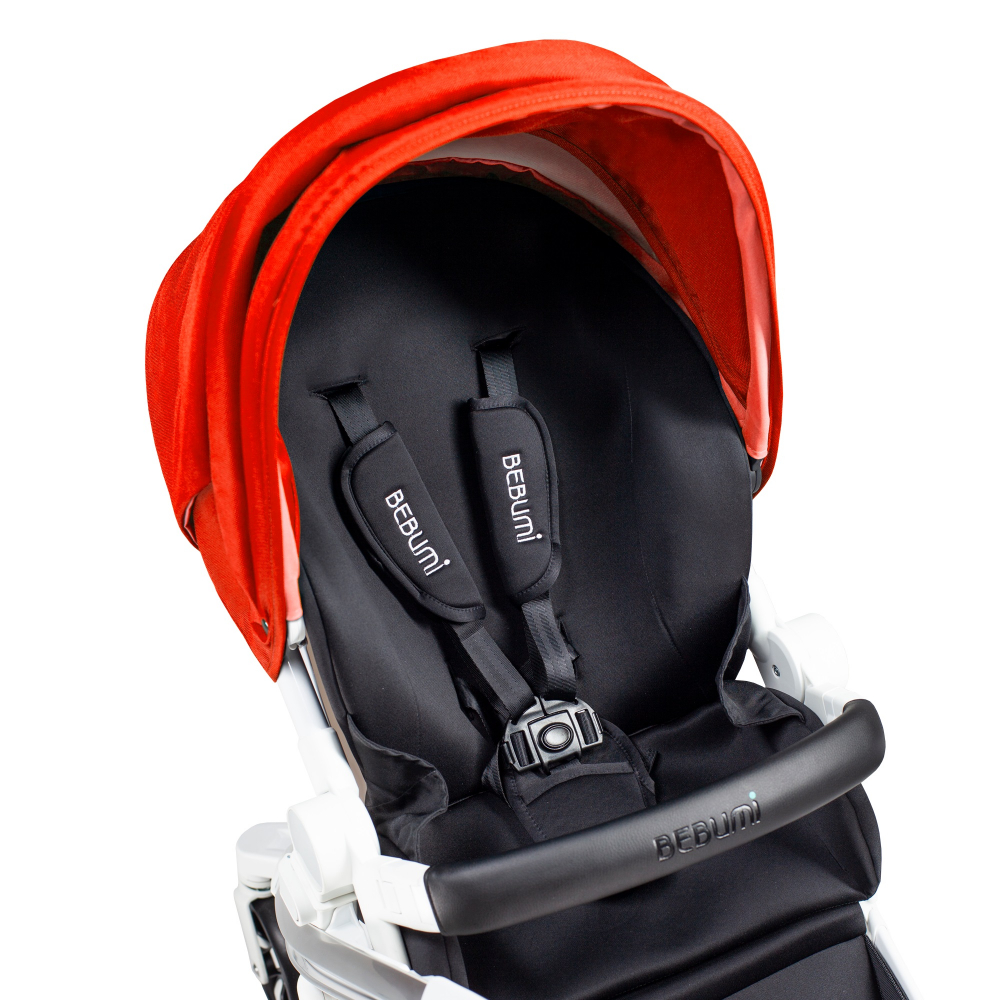 Carucior 2 in 1 Bebumi Space Eco Red - 2