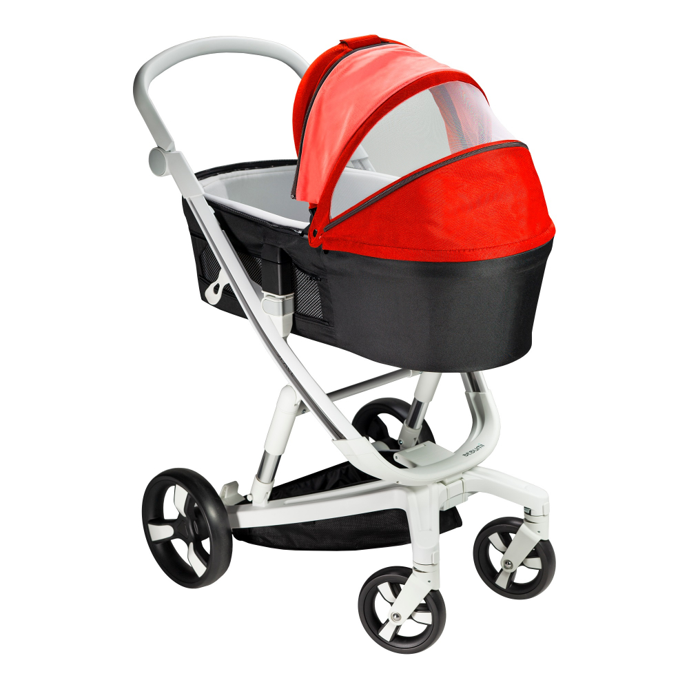 Carucior 2 in 1 Bebumi Space Eco Red - 3