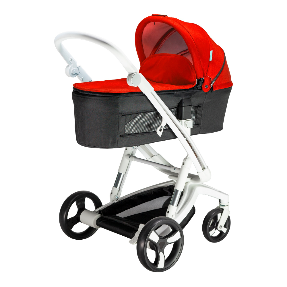Carucior 2 in 1 Bebumi Space Eco Red - 4