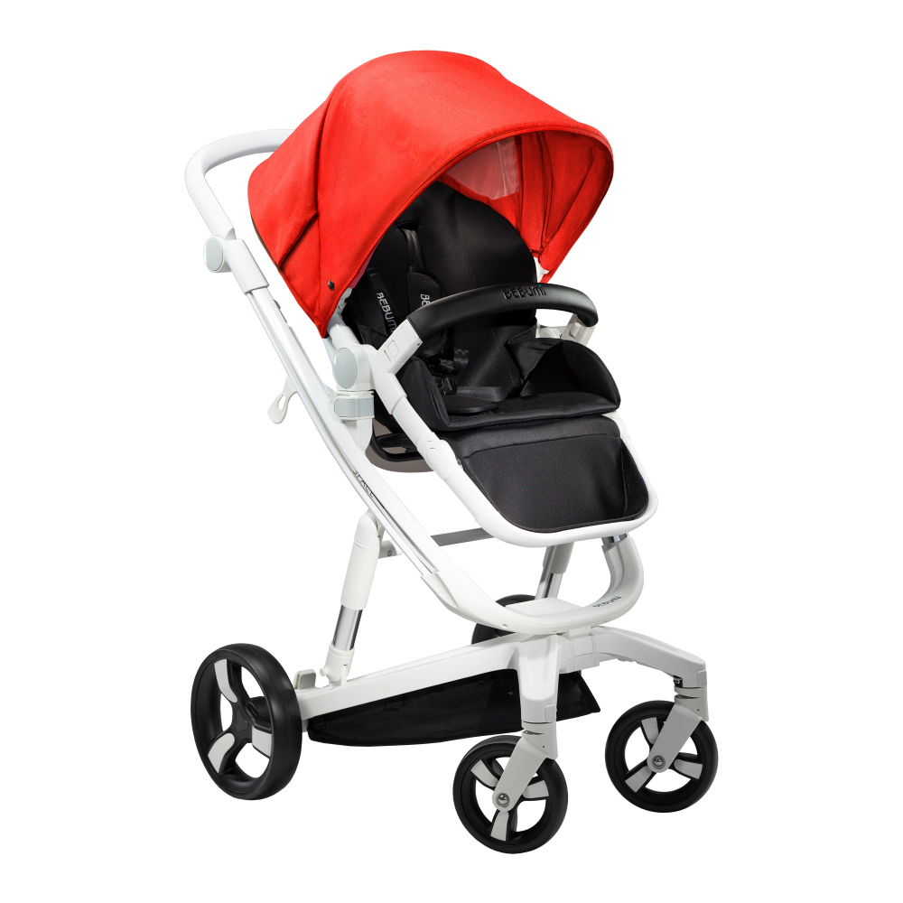 Carucior 2 in 1 Bebumi Space Eco Red - 5