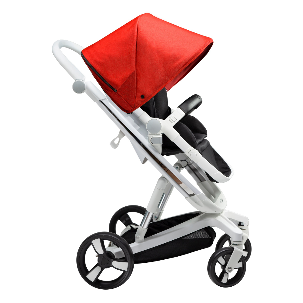 Carucior 2 in 1 Bebumi Space Eco Red - 6