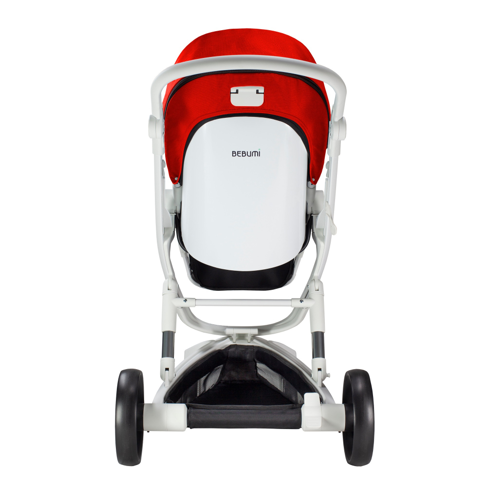 Carucior 2 in 1 Bebumi Space Eco Red - 7