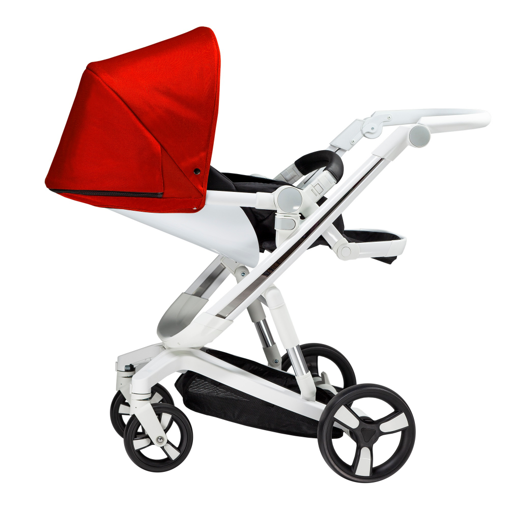 Carucior 2 in 1 Bebumi Space Eco Red - 8