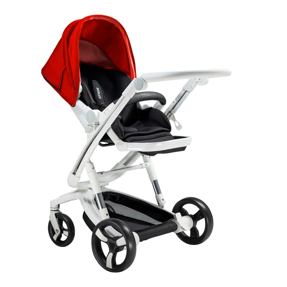 Carucior 2 in 1 Bebumi Space Eco Red - 9