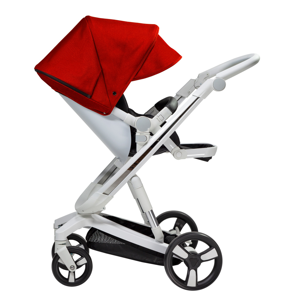 Carucior 2 in 1 Bebumi Space Eco Red - 10