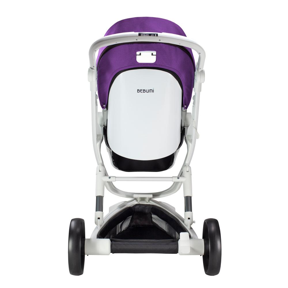 Carucior 2 in 1 Bebumi Space Purple - 4