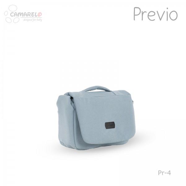 Carucior 2 in 1 Previo Camarelo Pre-4