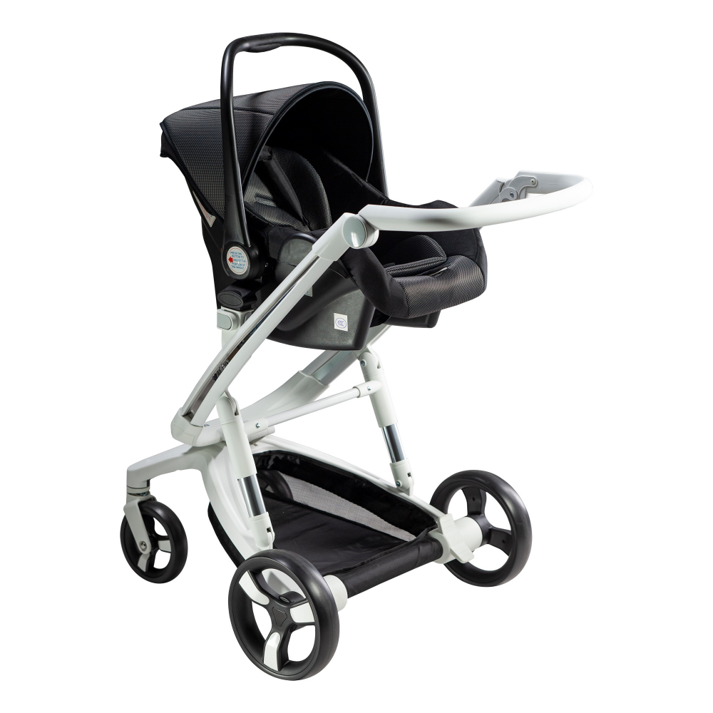 Carucior 3 in 1 Bebumi Space Eco Red