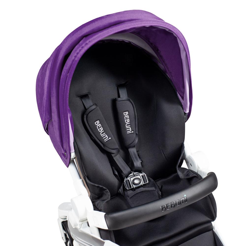 Carucior 3 in 1 Bebumi Space Purple - 2