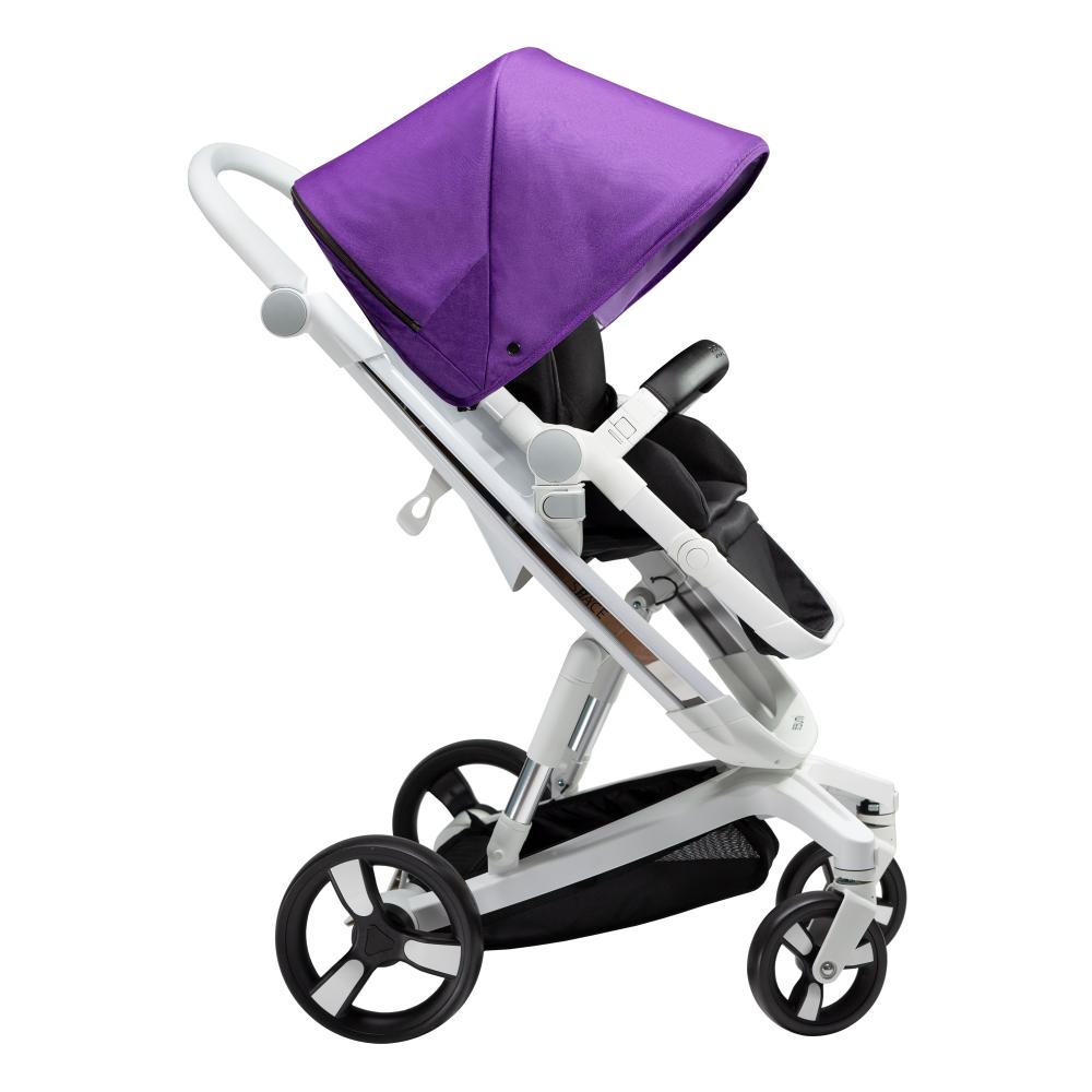 Carucior Bebumi Space Eco Purple