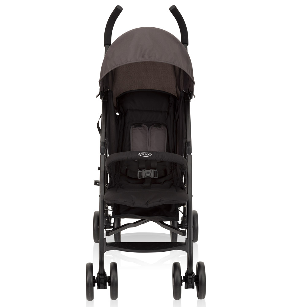 Carucior TraveLite Black Grey imagine